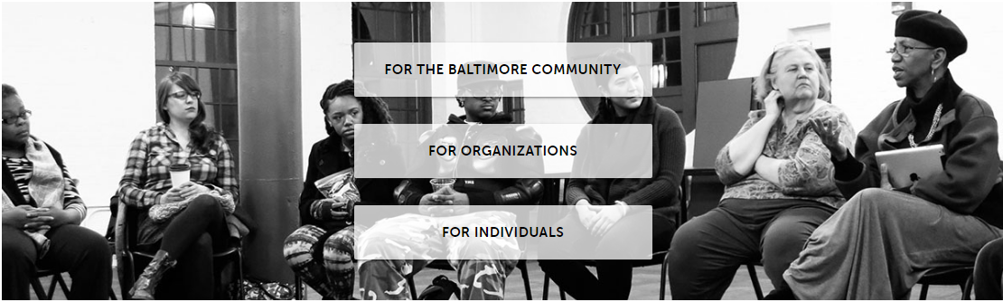 Baltimore Racial Justice Action