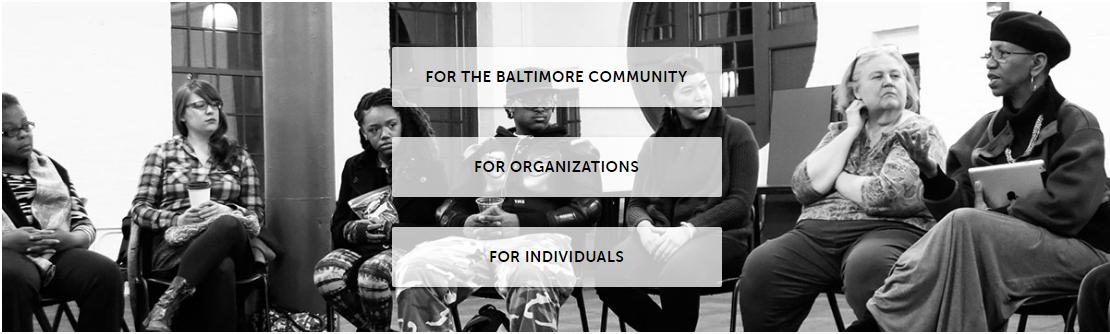 Baltimore Racial Justice Action